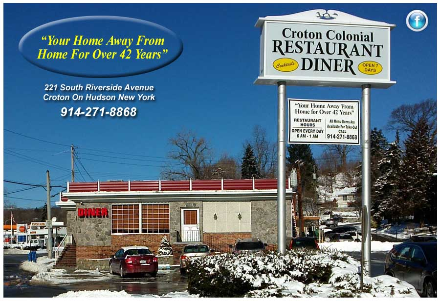 The Croton Colonial Diner
